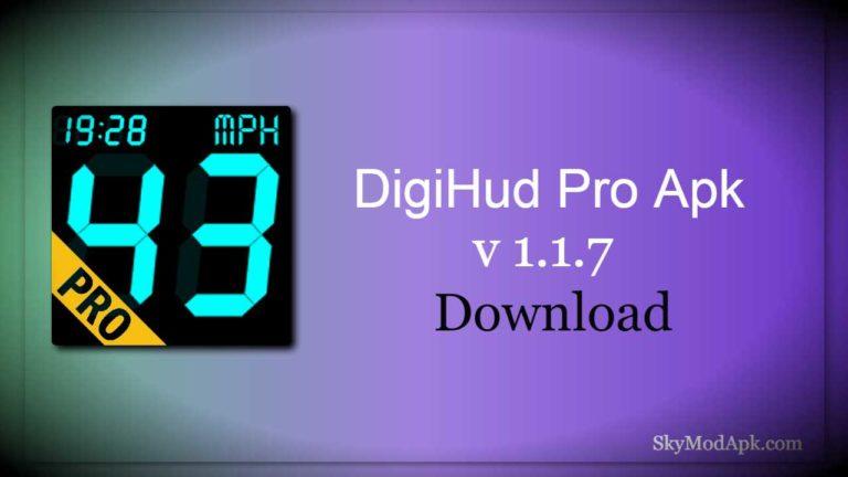 Digihud Pro Apk
