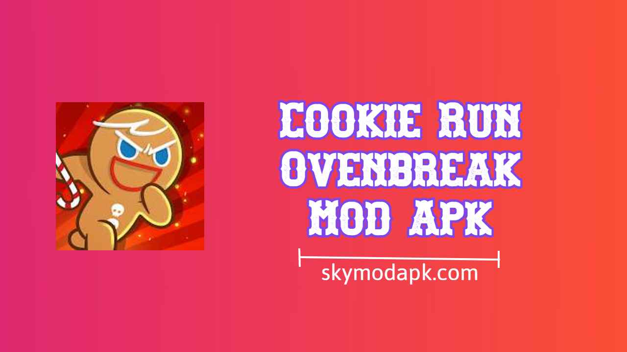 [2021] Cookie Run Ovenbreak Mod Apk v8.102 Latest for Android